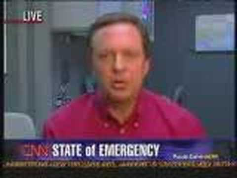 "CNN's Paula Zahn interviews FEMA's Mike ""Brownie"" Brown"