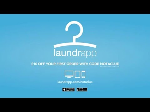 Laundrapp - The UK's Most Popular Dry Cleaning and Laundry App