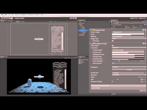 UI Scrollbar - Unity Official Tutorials - YouTube