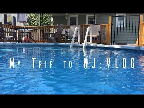 TRIP TO NJ VLOG