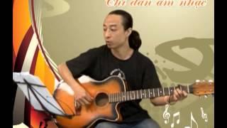 Hướng dẫn đánh guitar bài Giã từ dĩ vãng - Mr Lân Ốc