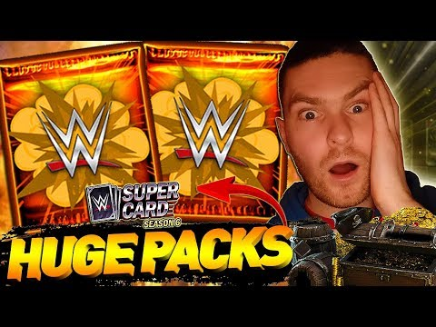 huge-pack-opening!!-within-reach-packs!!-quest-rewards!-wwe-supercard-season-6