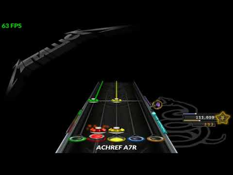 Clone Hero: Metallica - Nothing else Matters | expert (Download)