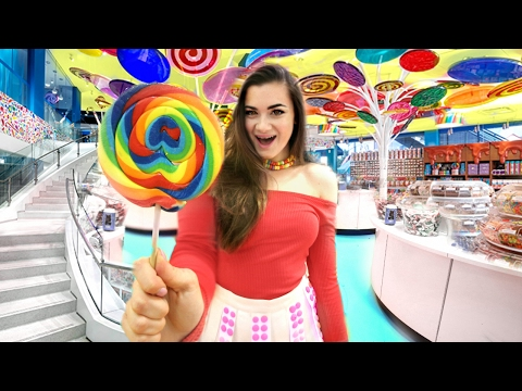 If I d in a Candy Store