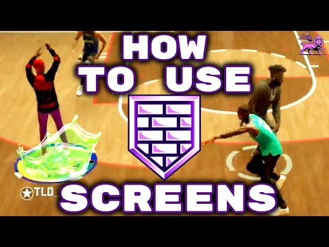 how-to-use-&-stop-screens-tutorial,-best-dribble-moves-to-score-w/-brick-wall,-stop-losing,-nba-2k20