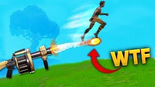 0.54% Grenade Launcher TRICK..!!   Fortnite Funny and Best Moments Ep.6