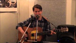 Jon Middleton at Victoria House Concert B: Spike Driver Blues (Mississippi John Hurt cover)