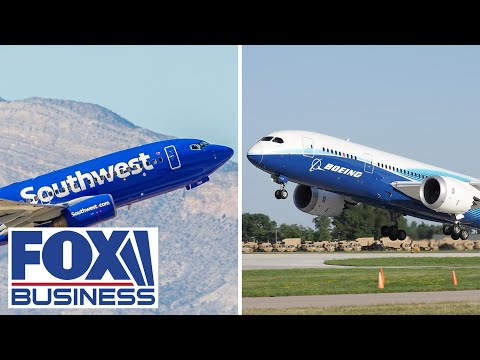 Southwest Removes Boeing 737 MAX Jets From Schedule Through March 2020