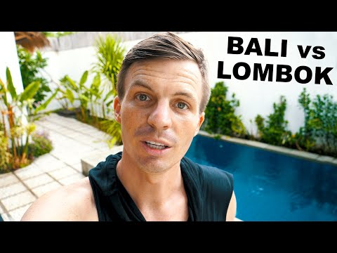 Why We Chose LOMBOK Over Bali