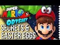 Super Mario Odyssey Easter Eggs & Secrets! The Easter Egg Hunter