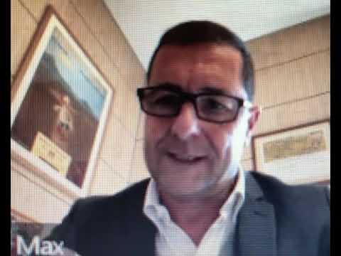 Massimo Marciani, Presidente FLC, al webinar di TTS Italia - 24 marzo 2021