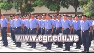 Presentacion de la Escuela de Grumetes de la Armada Bolivariana de Venezuela