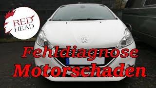 Peugeot 208 1,6 GTI - Wurde der Motor auf der Autobahn gekillt?
