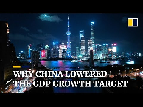 Why China Lowered The GDP Growth Target In 2019?