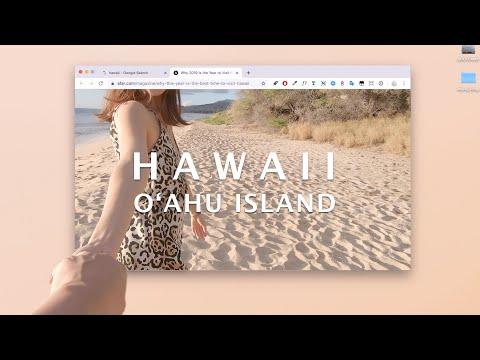 cinematic-4k---o'ahu-island,-hawaii-/-waikiki,-honolulu-(*post-credit-scene)