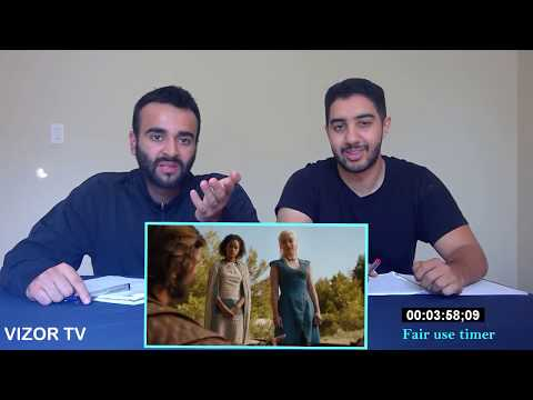 Download Youtube: Game of Thrones Season 4 Episode 1 REACTION/REVIEW!!