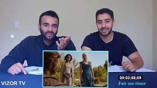 Game of Thrones Season 4 Episode 1 REACTION/REVIEW!!