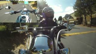 Part 1 Beginner motorcyclist: Smooth throttle and clutch