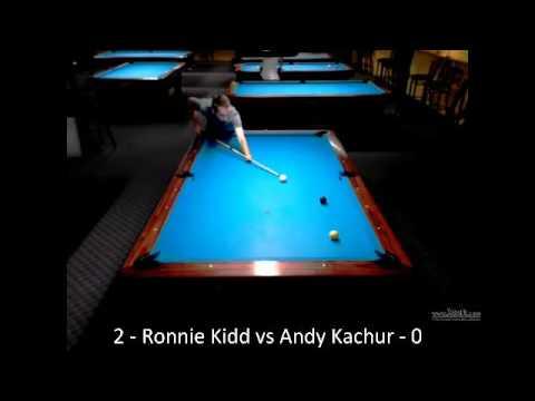 Ronnie Kidd Vs Andy Kachur