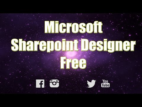 How To Download And Install Microsoft Sharepoint Designer 2010 (Picture Manager) Free