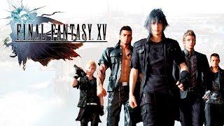 FINAL FANTASY XV Gameplay Walkthrough parte 1 Español (PS4 PRO) | Final Fantasy 15 Full Game