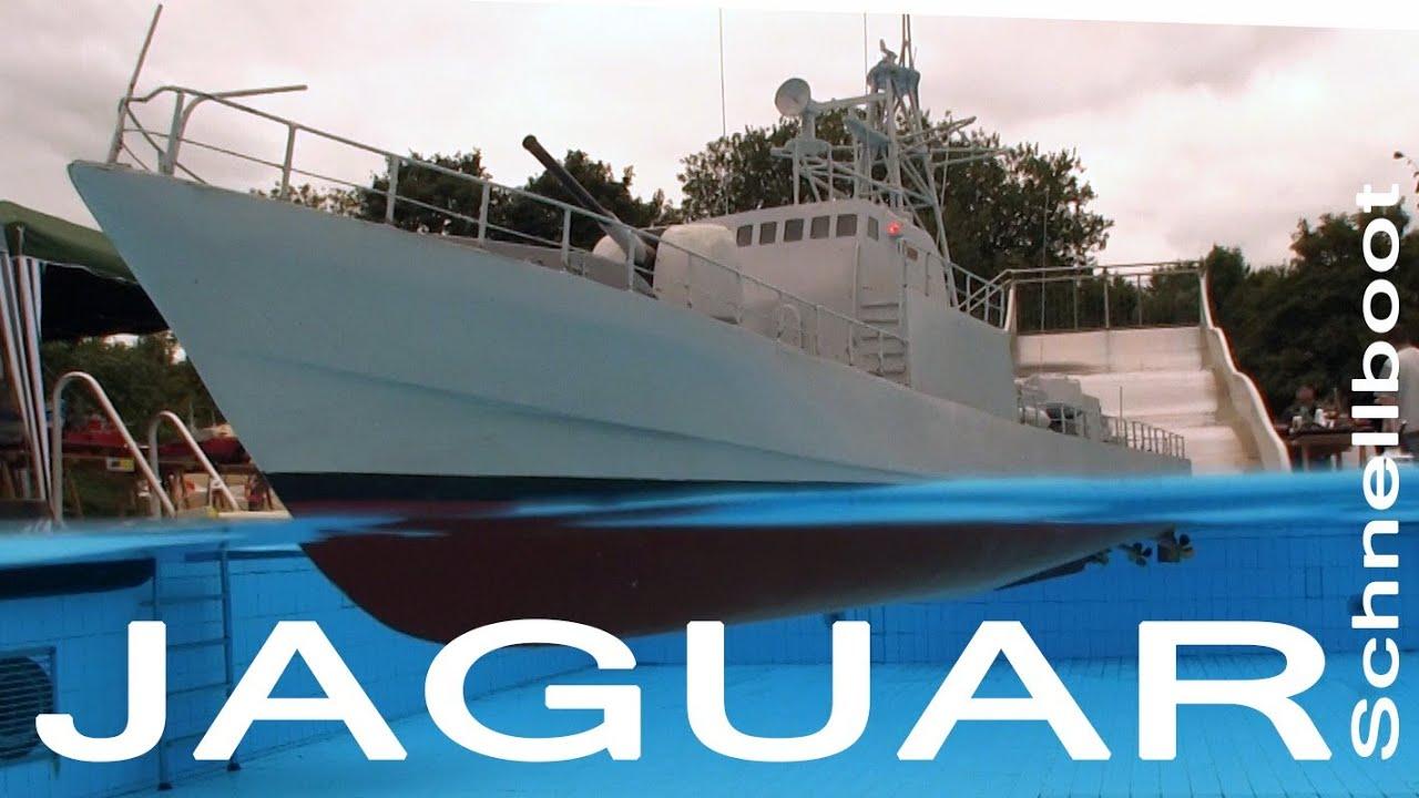 Modellbau Jaguar ~ Schnellboot jaguar modellbau live 2013 youtube