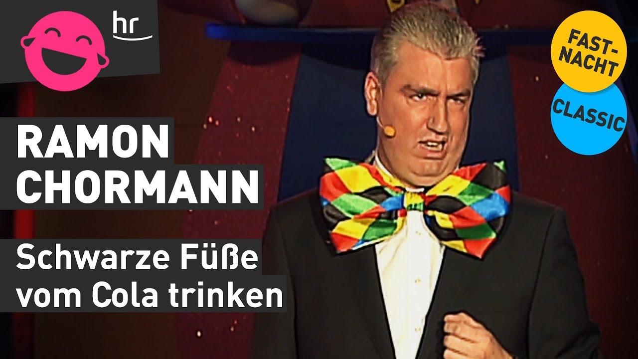 Ramon Chormann Als Kinder Haben Wir Alles Geglaubt Hessen Lacht Zur Fassenacht 2016 Youtube