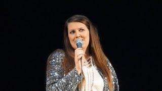 """Linda Andrews synger """"Amazing"""" (Olinerne)"""