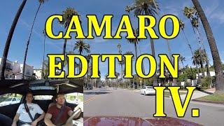 Naše Začátky - První SETKÁNÍ s KAMILEM! 10k/3k subs SPECIAL! Camaro Edition IV.