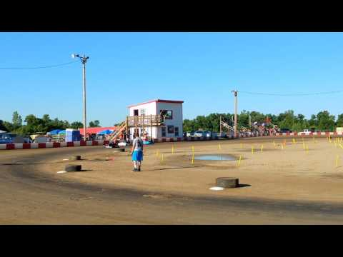7.1.17 - KC Raceway -Heavy Points - Heat 1