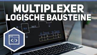 Multiplexer - Logische Bausteine & Schaltnetze 5 ● Gehe auf SIMPLECLUB.DE/GO & werde #EinserSchüler