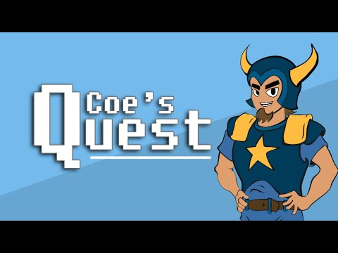 Announcing Coe's Quest and my Patreon thumbnail