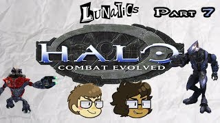 Let's Play Halo: Combat Evolved Part 7: Halo: EA