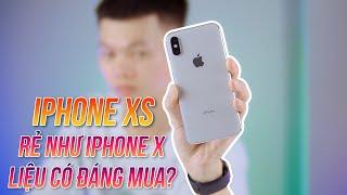 iPhone Xs Giá Rẻ Như X - Lại Qúa Ngon Cho Một Siêu Phẩm, Cấu Hình Mạnh, Camera Đẹp, Màn Oled, 2Sim!