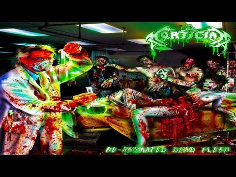 MORTICIAN - Re-Animated Dead Flesh [Full-length Album] Brutal Death Metal/Grindcore
