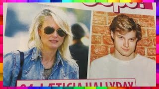 Le fils caché de Johnny Hallyday contacte Laeticia Hallyday et demande à être enfin reconnu !