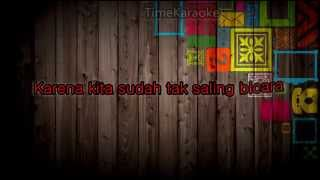 Karaoke Rossa -Pudar  lyrics (Tanpa vocal)