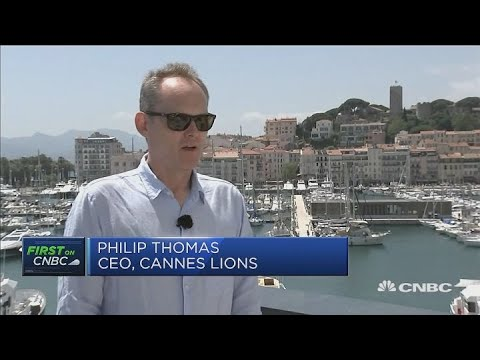 China Is Reaching Out To Companies In The West: Cannes Lions CEO | Marketing Media Money