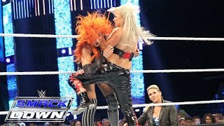 Becky Lynch Vs. Dana Brooke: SmackDown, June 23, 2016