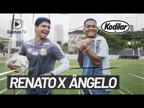 RENATO X ÂNGELO – DUELO DE GERAÇÕES
