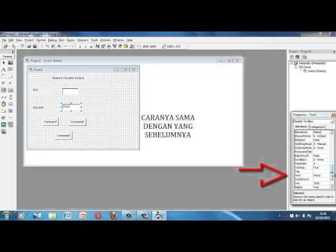 Cara Membuat Rumus Di Visual Basic