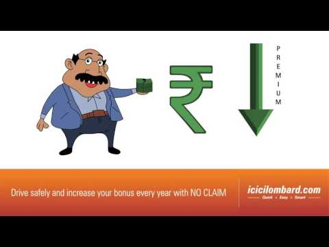 No Claim Bonus (NCB) by ICICI Lombard