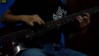 NV43345 : Billy Sheehan - Bass Solo