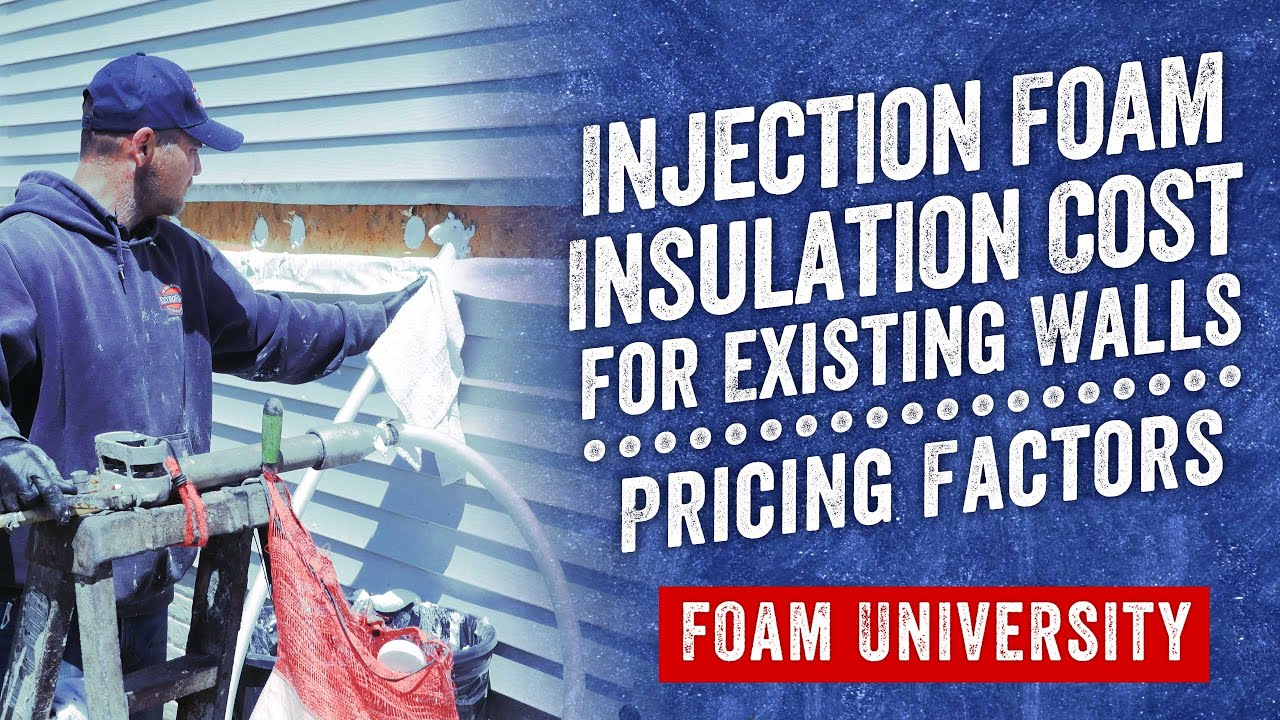 How Much Does Spray Foam Insulation In Existing Walls Cost In 2020 Prices Rates Factors