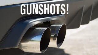 How To Make Your Exhaust Pop! (NO TUNE NEEDED!)