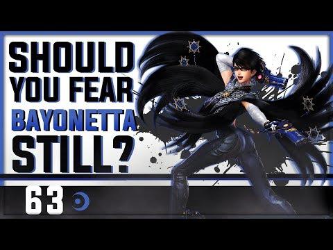 Should you still FEAR Bayonetta - Super Smash Bros. Ultimate Buffs + Nerfs