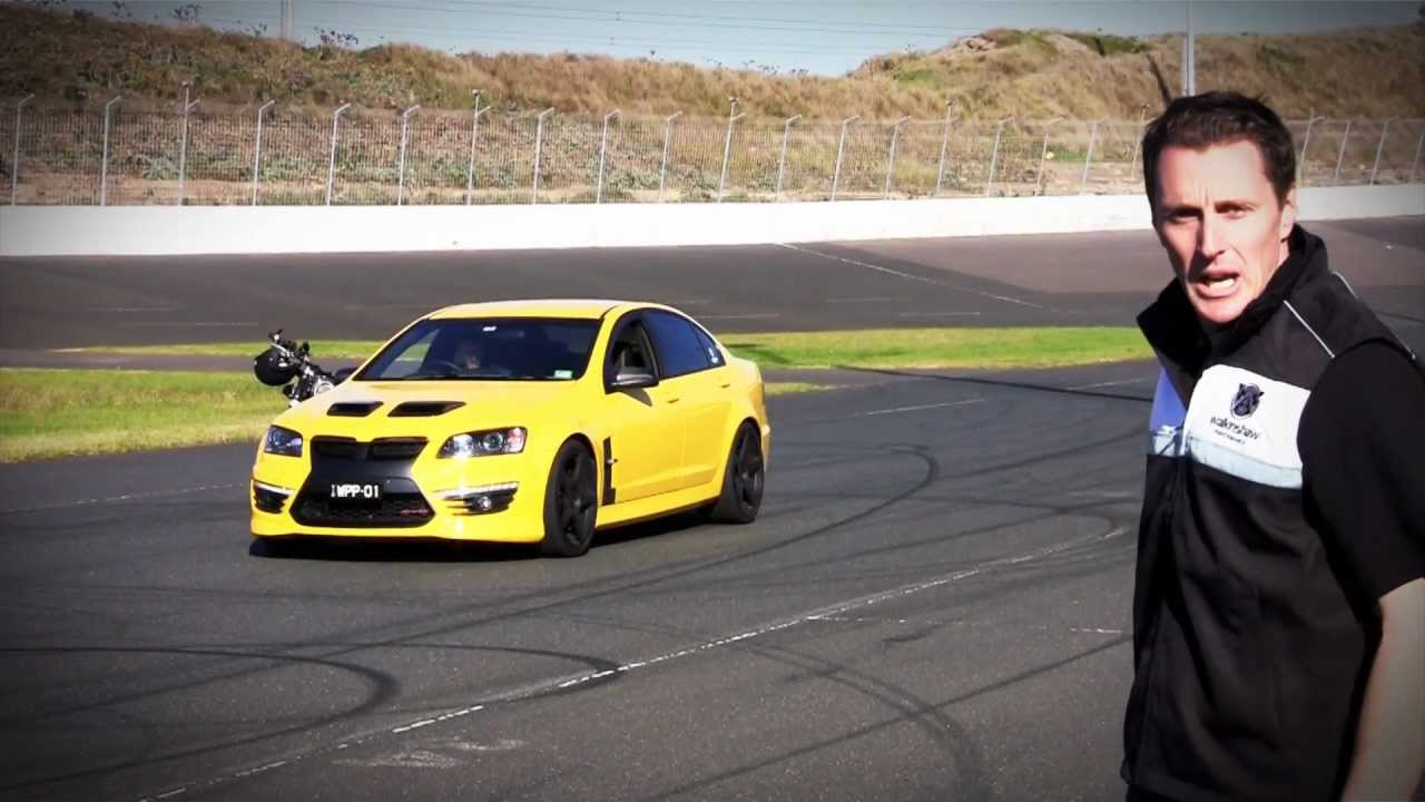 Walkinshaw performance- This Ends    eventually