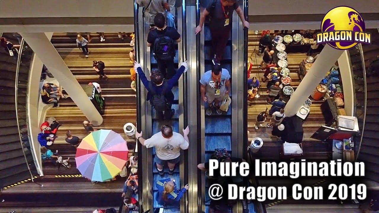 Download [DragonConTV] Pure Imagination @ Dragon Con 2019