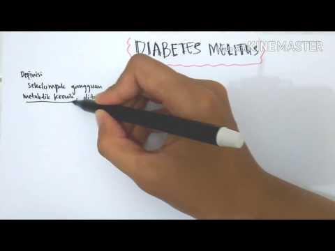 DIABETES MELITUS Etiologi, Patofisiologi, Dan Komplikasi Mikrovaskuler