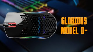 [Cowcot TV] Présentation souris Glorious PC Gaming Race Model O -